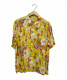 Sun Surf(サンサーフ)の古着「アロハシャツ」|イエロー