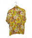 Sun Surf (サンサーフ) アロハシャツ イエロー サイズ:L:6800円