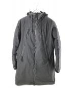 junhashimoto(ジュンハシモト)の古着「3WAYダウンコート」|ブラック