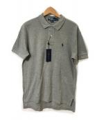 ()の古着「ポロシャツ」|グレー