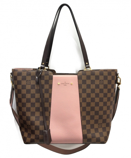LOUIS VUITTON(ルイヴィトン)LOUIS VUITTON (ルイヴィトン) ジャージー ブラウン サイズ:- ダミエ N44041の古着・服飾アイテム