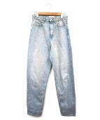 ISABEL MARANT ETOILE(イザベルマラン エトワール)の古着「デニムパンツ」|ブルー