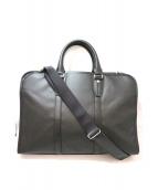 Ultima(ウルティマ)の古着「2WAYビジネスバッグ」|ブラック