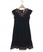 TOCCA()の古着「CAMILLEドレス」|ブラック