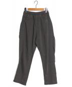 HAIDER ACKERMANN(ハイダーアッカーマン)の古着「パンツ」|ダークグレー