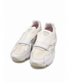 adidas(アディダス)の古着「ADIDASFLCN RX W / ファルコン」|ベージュ