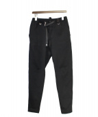 Mastermind JAPAN(マスターマインドジャパン)の古着「ジャージパンツ」 ブラック