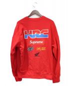 Supreme(シュプリーム)の古着「19AW スウェット」|レッド