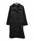 MAISON DE REEFUR(メゾン ド リーファー)の古着「ライナー付トレンチコート」|ブラック