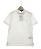 POLO RALPH LAUREN(ポロラルフローレン)の古着「ポロシャツ」 ホワイト