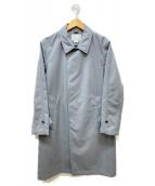 nanamica(ナナミカ)の古着「ゴアテックスステンカラーコート」|グレー