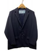 Dulcamara(ドゥルカマラ)の古着「よそいき切替オーバーJK」|ネイビー