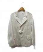 DRESSTERIOR(ドレステリア)の古着「シアサッカージャケット」|ホワイト