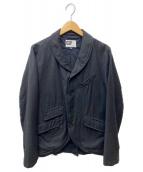 Engineered Garments(エンジニアドガーメンツ)の古着「アンドーバージャケット」|ブラック