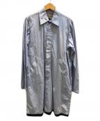 Casely-Hayford(ケイスリーヘイフォード)の古着「ロングシャツ」|スカイブルー