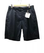 Engineered Garments(エンジニアードガーメンツ)の古着「EG SNST/SHT TRW」|ネイビー