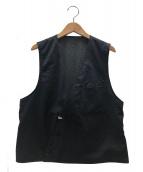 Engineered Garments(エンジニアードガーメン)の古着「EG RV/VT TRO/WO」 ネイビー