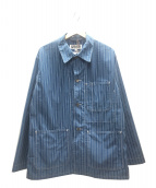 Engineered Garments WORKADAY(エンジニアードガーメンツワークデー)の古着「W/D UTL JK W/S/C」