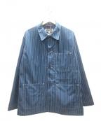 Engineered Garments WORKADAY(エンジニアドガーメンツ ワーカデイ)の古着「W/D UTL JK W/S/C」