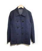 junhashimoto(ジュンハシモト)の古着「トレンチコート」|ネイビー
