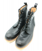 glamb(グラム)の古着「Lickman boots」|ブラック