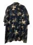 TODAYFUL (トゥデイフル) ヴィンテージアロハシャツ ネイビー サイズ:FREE:4800円