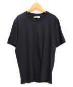 JIL SANDER(ジルサンダー)の古着「19SS コットンTシャツ」|ネイビー