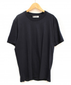 JIL SANDER(ジルサンダー)の古着「19SS コットンTシャツ」 ネイビー