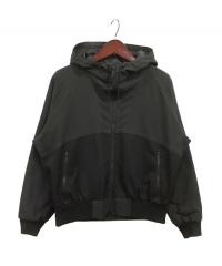 THE NORTHFACE PURPLELABEL(ザノースフェイスパープルレーベル)の古着「65/35 Duck Field Jacket」|ブラック