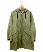 MHL(エムエイチエル)の古着「ライナー付コート」|オリーブ