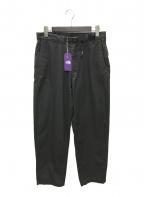 THE NORTHFACE PURPLELABEL(ザノースフェイス パープルレーベル)の古着「65/35 Duck Field Pants」 ブラック