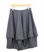 COMME des GARCONS(コムデギャルソン)の古着「バルーンスカート」 グレー