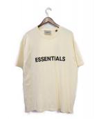 FOG ESSENTIALS(フィアオブゴット エッセンシャル)の古着「Tシャツ」|アイボリー
