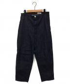 KIJI(キジ)の古着「コットンテンセルデニムパンツ」|インディゴ