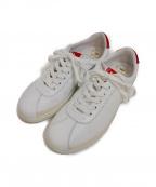 Pantofola dOro(パントフォラドーロ)の古着「テニススニーカー」|ホワイト