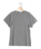 TOTEME(トーテム)の古着「Espera Tシャツ」|グレー