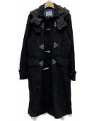 UNDERCOVERISM(アンダーカバイズム)の古着「縮絨ダッフルコート」 ブラック