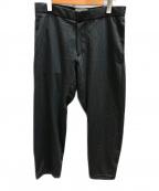 YAECA()の古着「easy 2way pants」|グレー