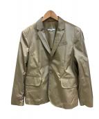 ()の古着「トラベルジャケット」 ベージュ