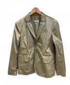 CARVEN(カルヴェン)の古着「トラベルジャケット」|ベージュ