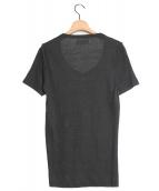 ISABEL MARANT ETOILE(イザベルマラン エトワール)の古着「Tシャツ」|ブラック