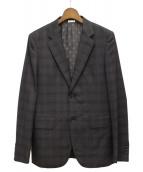 COMME des GARCONS HOMME DEUX(コムデギャルソン オム ドゥ)の古着「19AW 3ピーススーツ」|ブラック