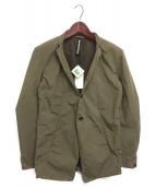 ripvanwinkle(リップヴァンウィンクル)の古着「TECH JACKET/ジャケット」 カーキ