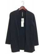 ripvanwinkle(リップヴァンウィンクル)の古着「DROP CARDE/カーディガン」 ブラック