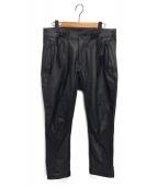 D.HYGEN(ディーハイゲン)の古着「ジョッパーズパンツ」 ブラック