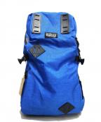 hobo(ホーボー)の古着「ARAITENT SLOPE 35L Backpack」|ブルー