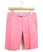 HERMES(エルメス)の古着「20SS バミューダパンツ」|ピンク