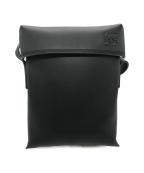 LOEWE(ロエベ)の古着「ショルダーバッグ」 ブラック
