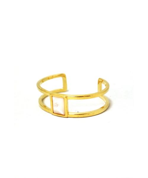 PHILIPPE AUDIBERT(フィリップ オーディベール)PHILIPPE AUDIBERT (フィリップ オーディベール) バングル ゴールド 未使用品 A0174PAC450の古着・服飾アイテム