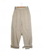 NEHERA(ネヘラ)の古着「パンツ」|ベージュ